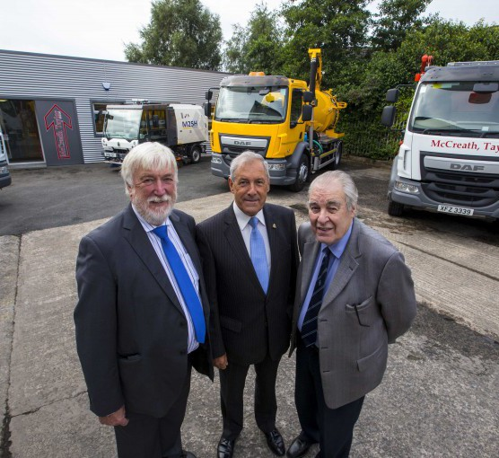 Council Visits Local Company to Discuss Its Future Plans