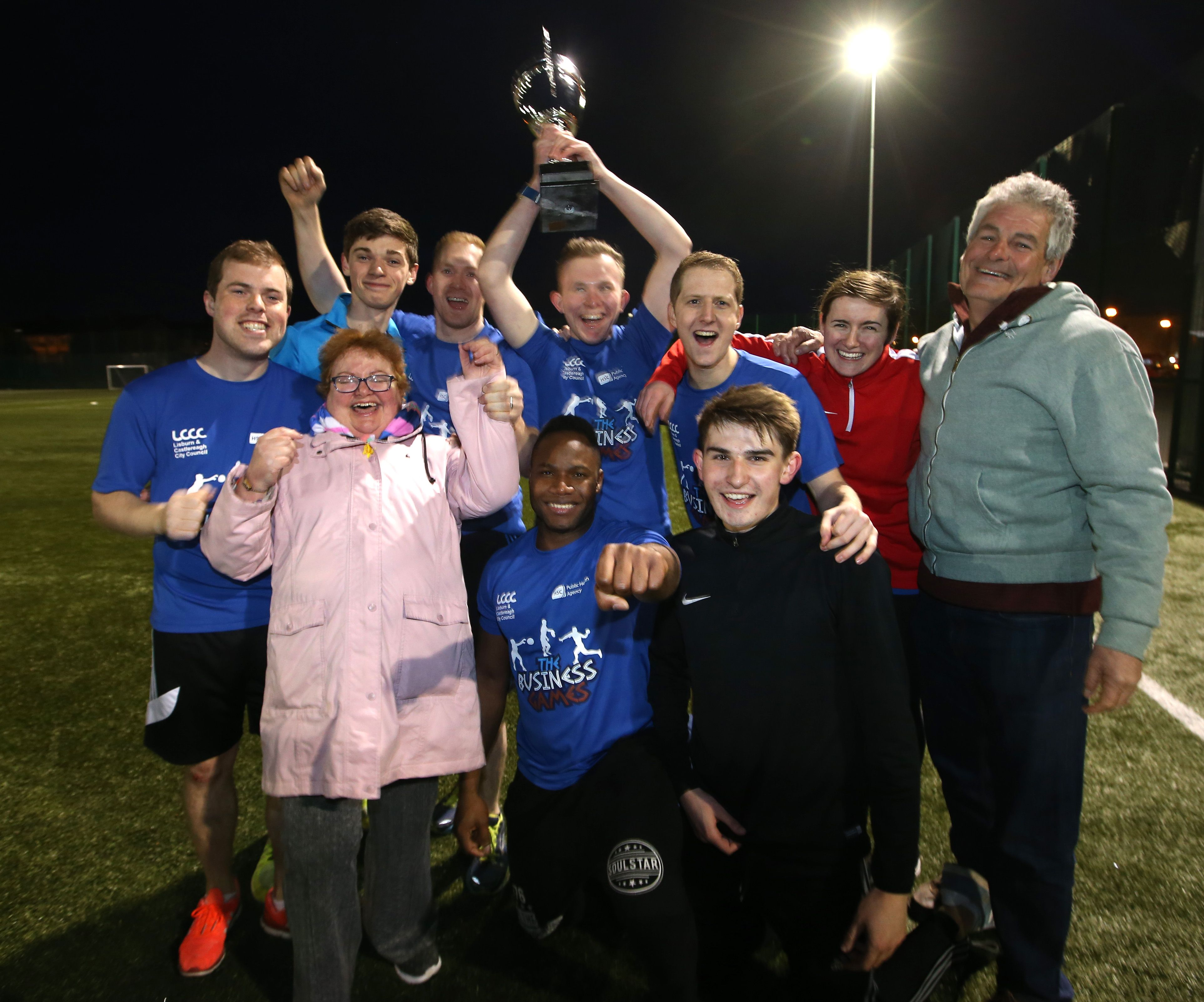 Business Games Conclude With Local Eatery Crowned Champion