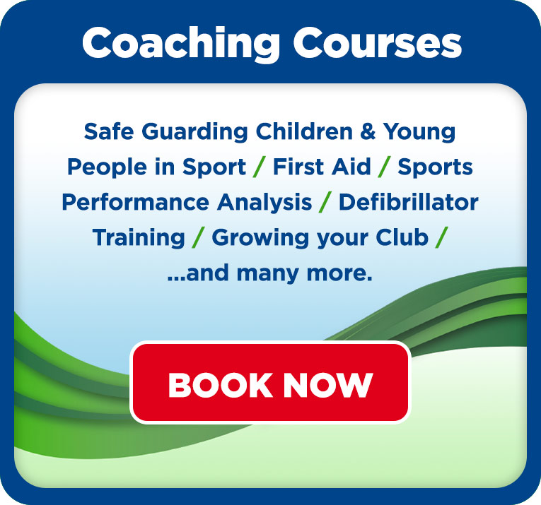 Coaching Courses - BOOK NOW