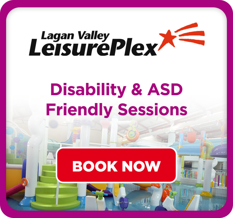 Disability Friendly Sessions - BOOK NOW