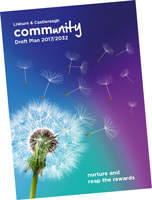Draft Community Plan cover