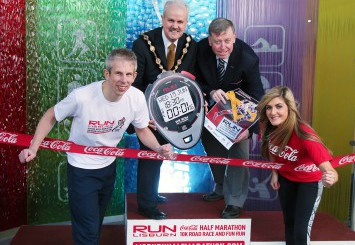Run for Fun, Run to Achieve, Run Lisburn