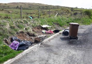 Chairmen outraged over illegal dumping