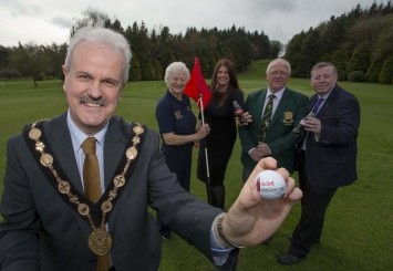 Local businesses encouraged to come along and network on the golf course while raising money for charity