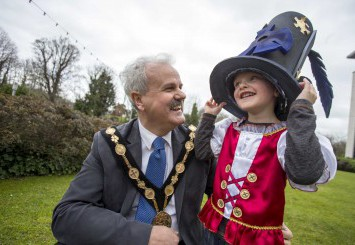 This year the Mayor's Parade will take place on Saturday 14th May and will begin at 1.00pm