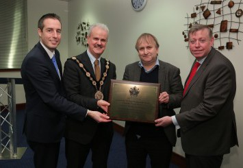 Celebrating 135 years of local football club, Lisburn Distillery