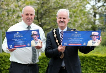 Council launches tickets for 21-Gun Royal Birthday Salute