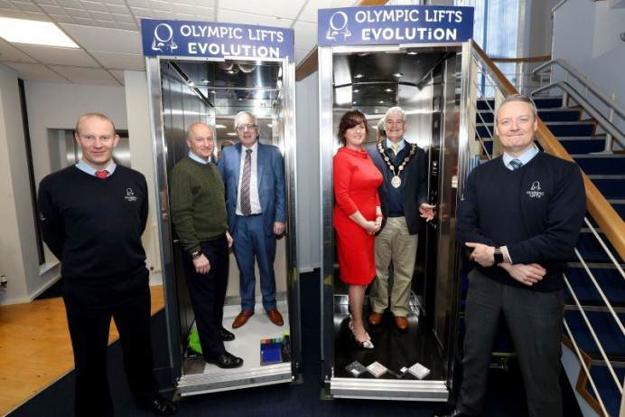 Olympic Lifts elevated to new heights