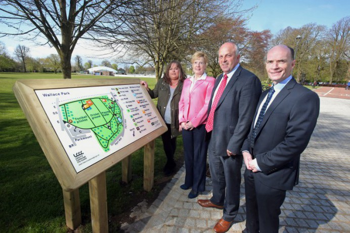 Map for All launched throughout Lisburn & Castlereagh