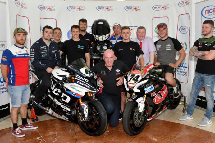 The 2018 MCE Ulster Grand Prix is Launched