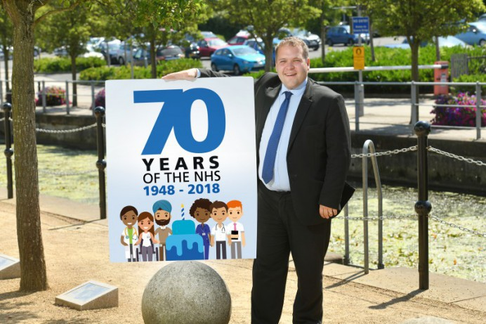 Council Celebrates 70 Years of the NHS