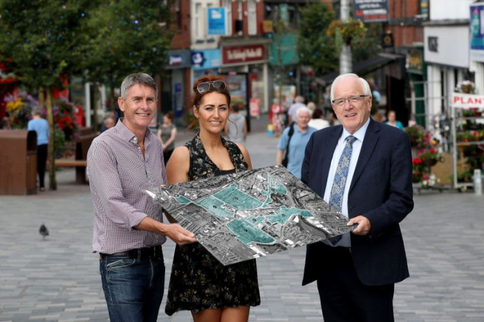 New Look Revised Masterplan for Lisburn City Centre