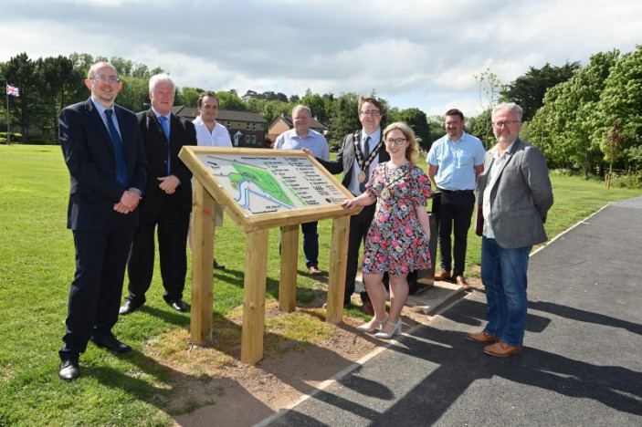 Glenmore Parkland Trail is officially open