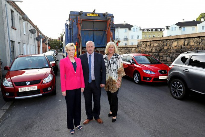 Bin Collections Affected By Parked Cars