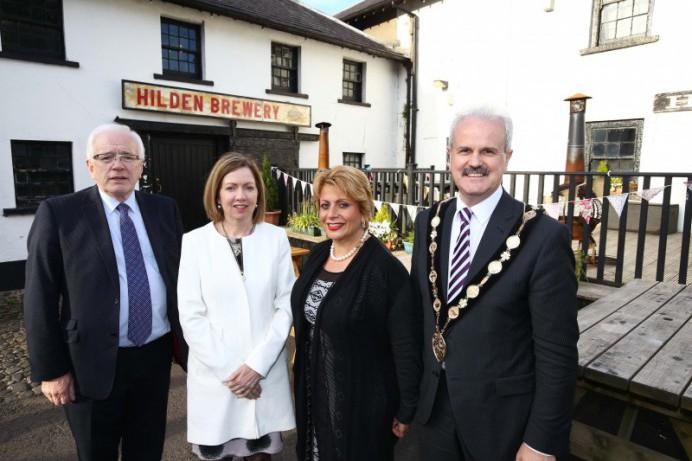 Council Celebrates Northern Ireland's EER Award