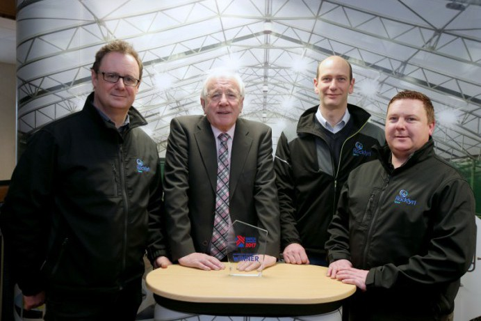 New heights for Rocklyn Engineering