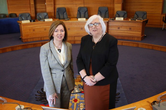 Council Celebrates International Women's Day