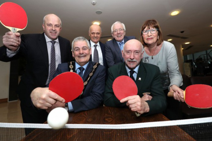 International European League Table Tennis returns to Lisburn