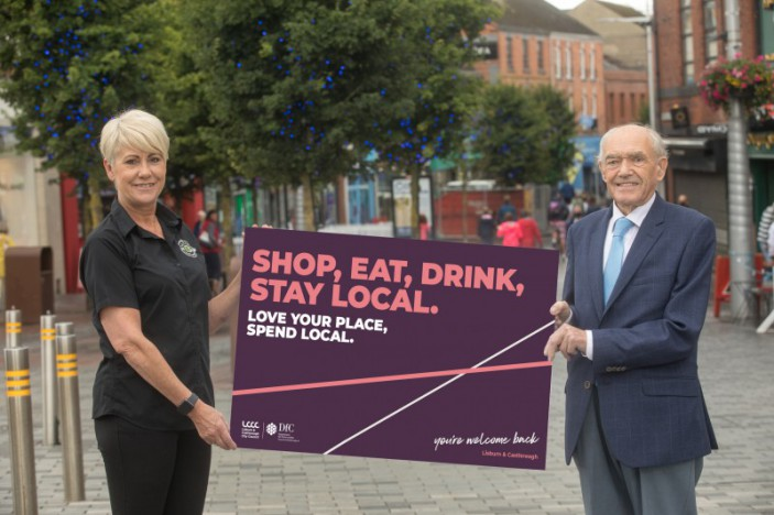 Council launches 'Love Your Place, Spend Local' campaign