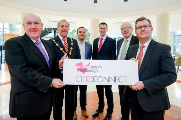 Lisburn Castlereagh Connects With London