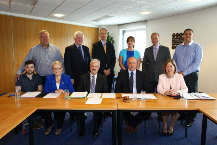 Council Health Group meets Health Trust and Commissioning Group