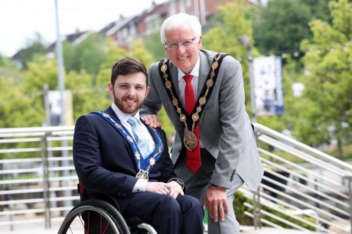 Mayor and Deputy Mayor Elected