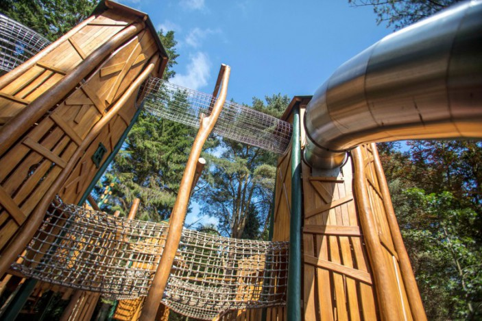 Temporary Closure of Hillsborough Forest Play Park