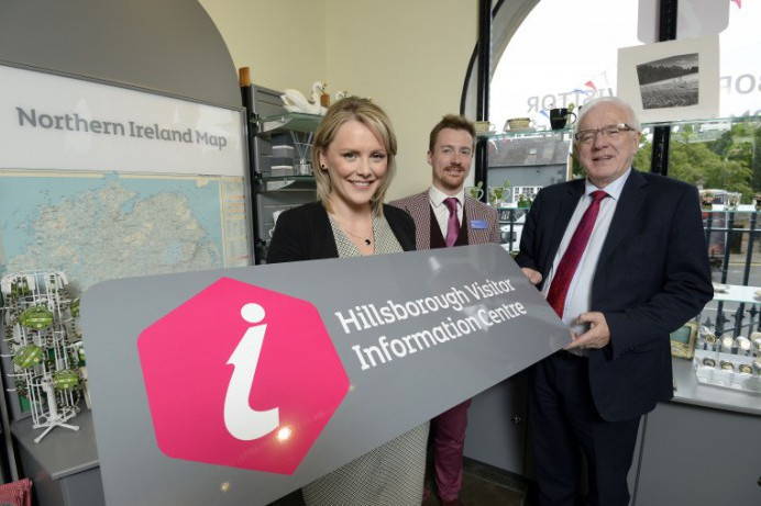 Hillsborough Visitor Information Centre set for tourism boost