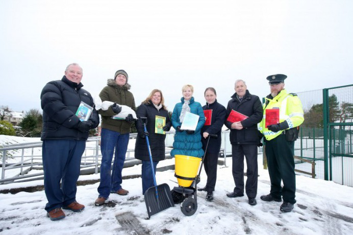Dromara Community Resilience Group urges householders to 'Be Ready' with new resilience plan.