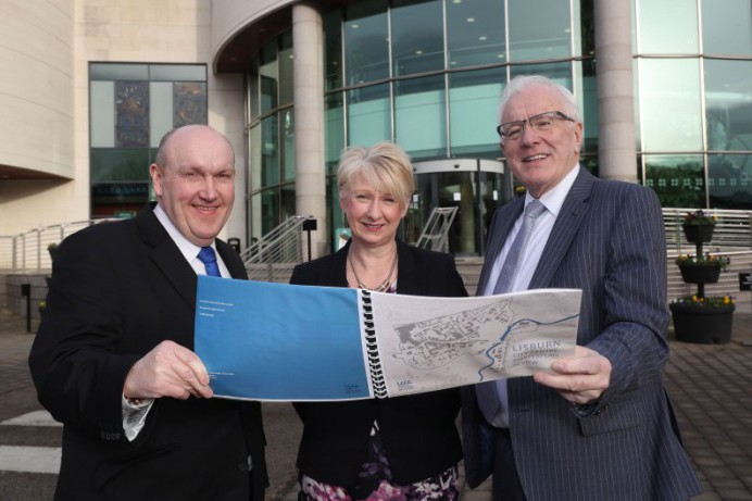 Public Consultation Open on Refreshed Masterplan Vision for Lisburn City Centre