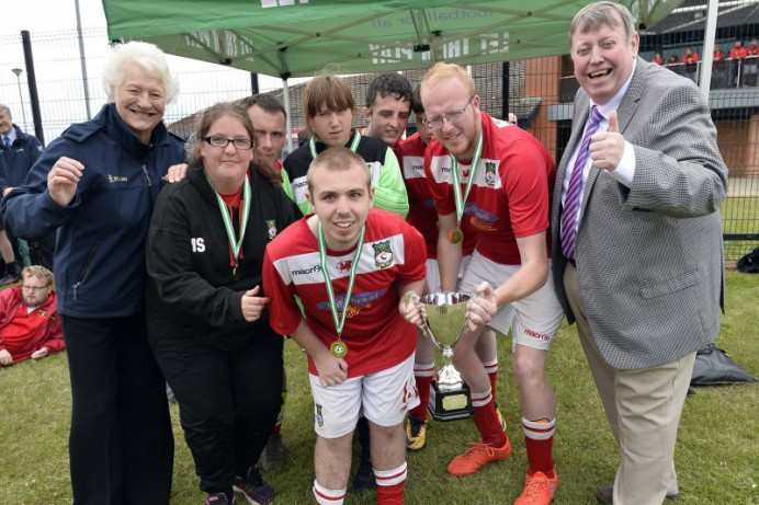 George Best Community Cup returns to the Soccer Centre of Excellence