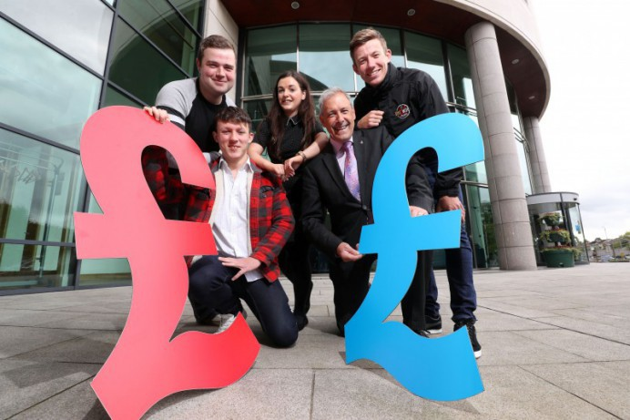 The Council and Prince's Trust Partner up to Help Local Young People
