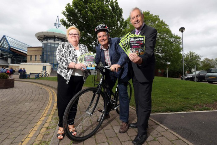 StreetVelodrome Tour of Northern Ireland to Stop in Lisburn
