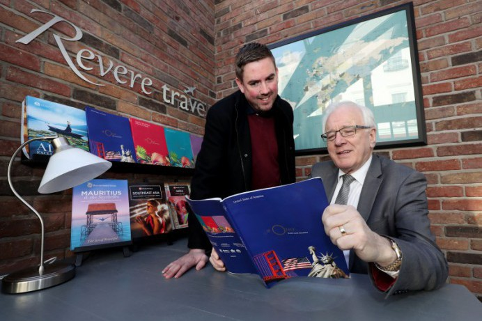 Luxury holiday company Revere Travel opens for bookings in Lisburn Square