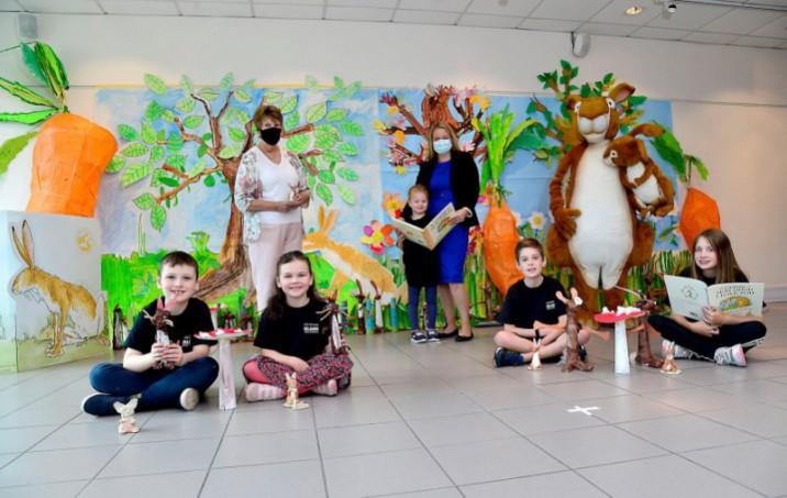 ISLAND Arts Centre celebrates its hugely successful Children's Art Festival