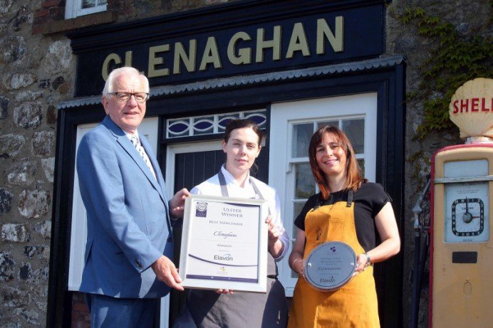 Local Businesses cook up a storm at Irish Restaurant Awards
