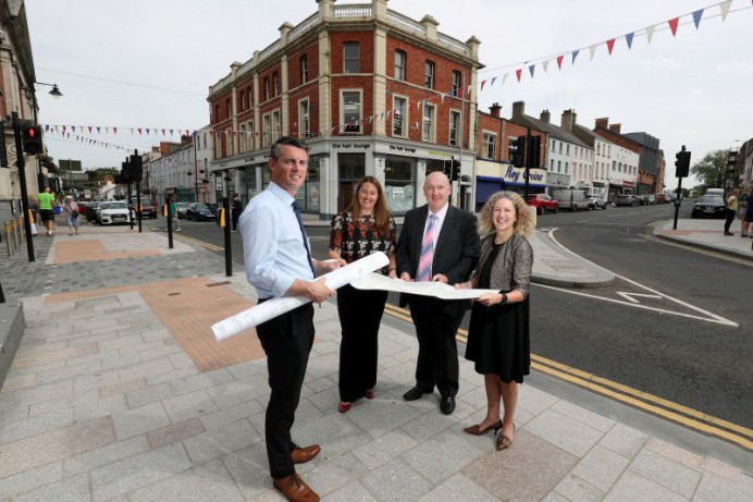 Contractor appointed to deliver further improvements to Lisburn City Centre