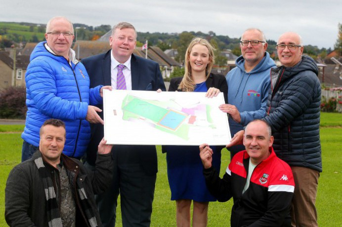 Council to Build a Sports Hub at Dungoyne
