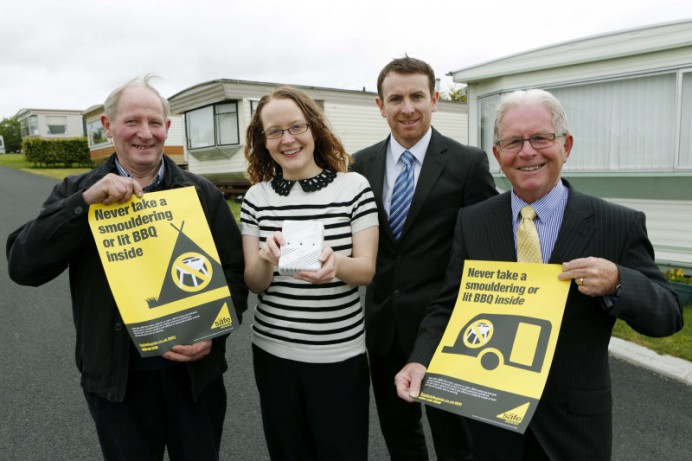 The Silent Killer!! Lisburn & Castlereagh City Council Combats Carbon Monoxide Poisoning