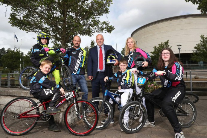 Lisburn BMX Club to host largest prize purse race in Ireland!