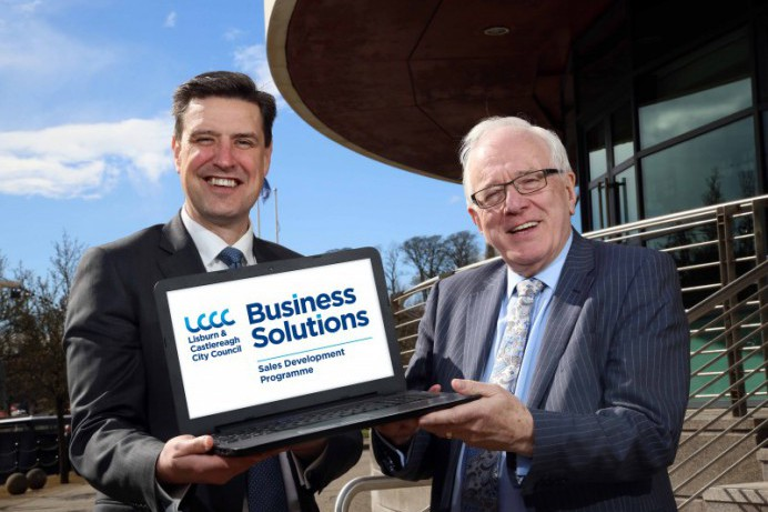 Businesses in Lisburn & Castlereagh Area Gearing Up for New Sales