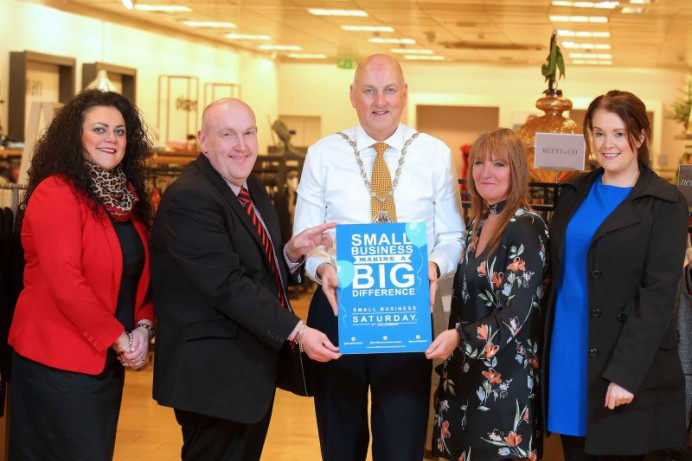 Council and Local Chamber of Commerce Promote Small Business Saturday