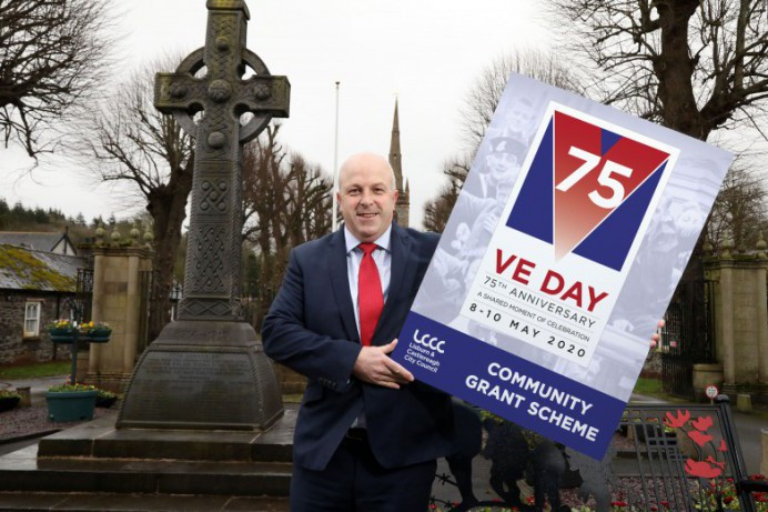 Council Offers Community Grants to Celebrate 75th Anniversary of VE Day