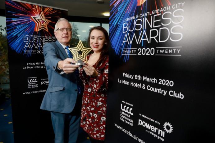 Entries open for the Lisburn & Castlereagh City Council Business Awards 2020!