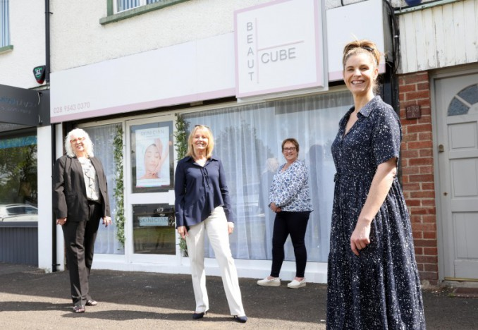 Council helps another new business open its doors in Lisburn Castlereagh