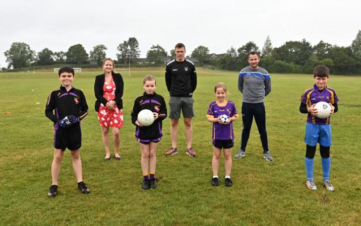 Star Appearances at GAA Summer Camp