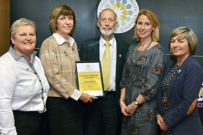 Council Awarded with Gold Workplace Charter