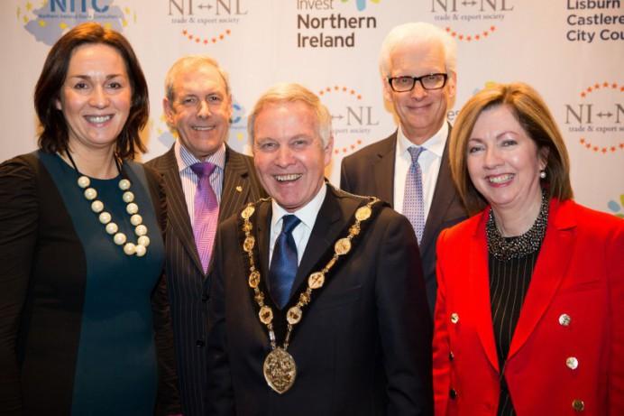 Lisburn & Castlereagh Businesses Go Dutch