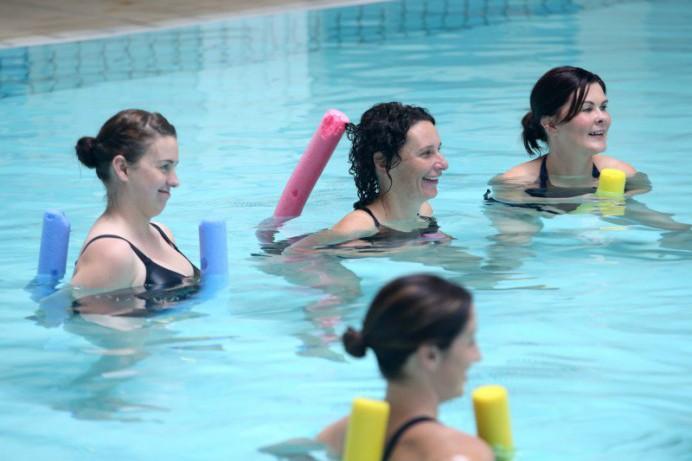 Aqua-Natal Yoga Classes Now Available at Lagan Valley LeisurePlex
