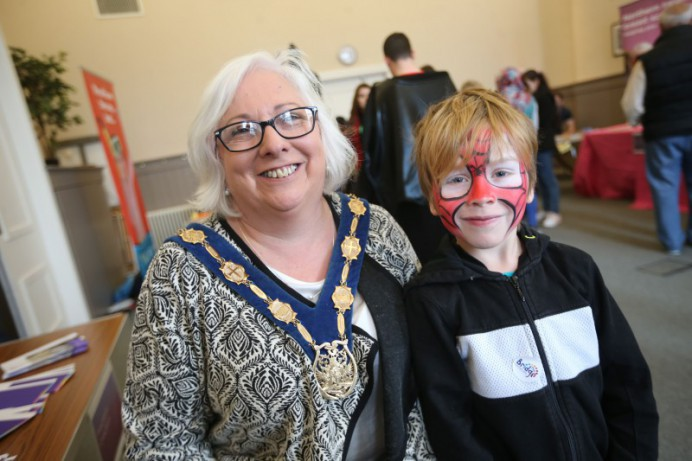 Open Day a Success for All